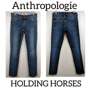 Anthropologie Holding Horses Claire Jeans, 26